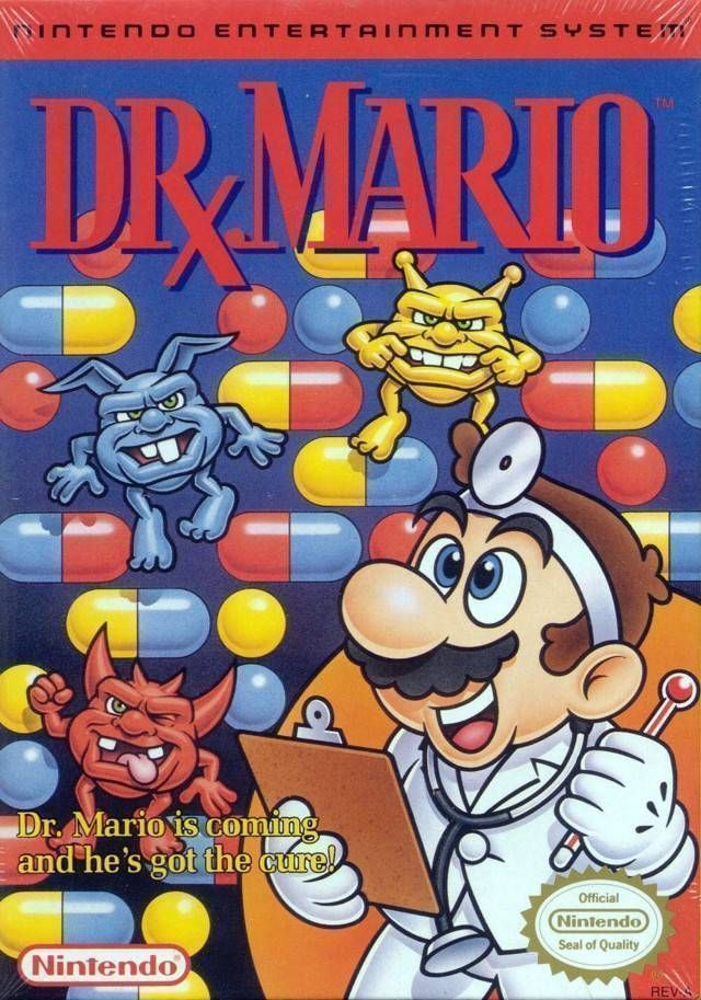Rom juego Dr Mario