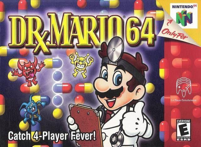 Rom juego Dr. Mario