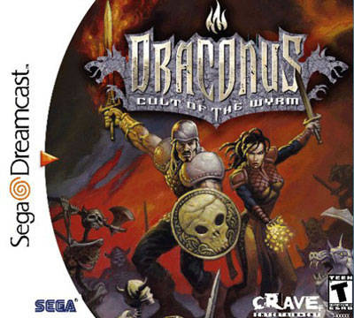 Rom juego Draconus Cult Of The Wyrm