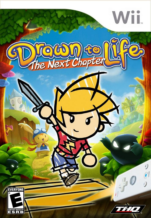 Rom juego Drawn To Life - The Next Chapter