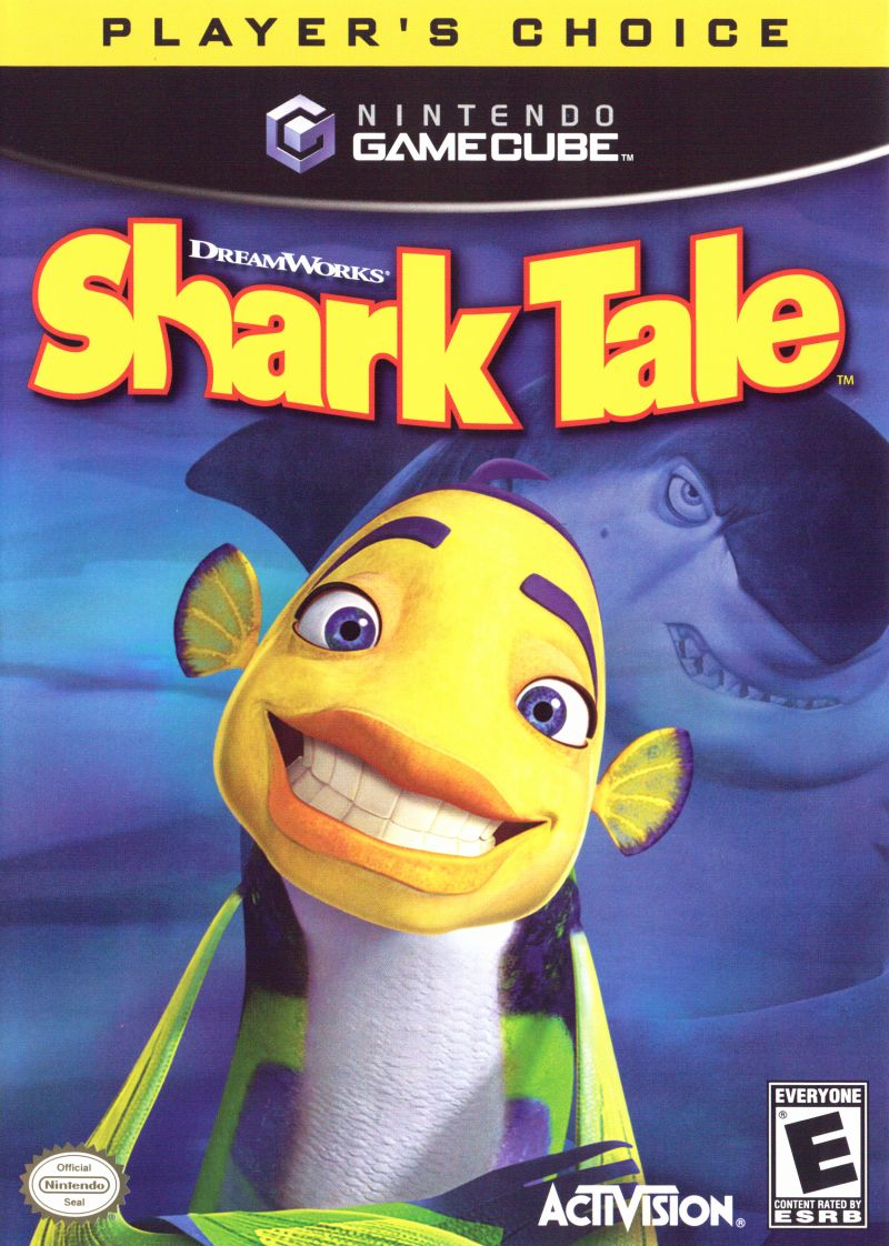 Rom juego DreamWorks Shark Tale