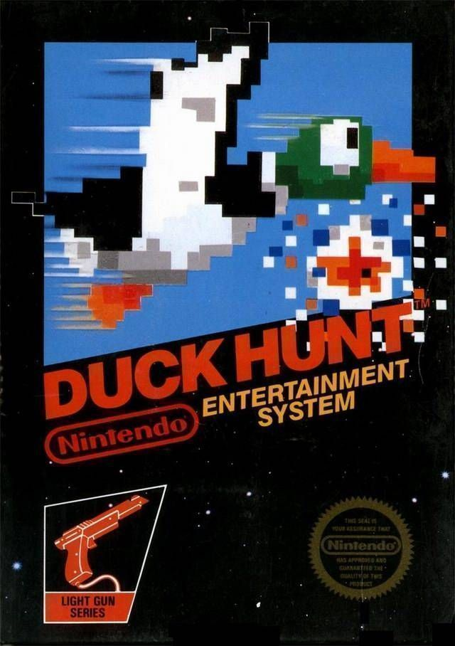 Rom juego Duck Hunt