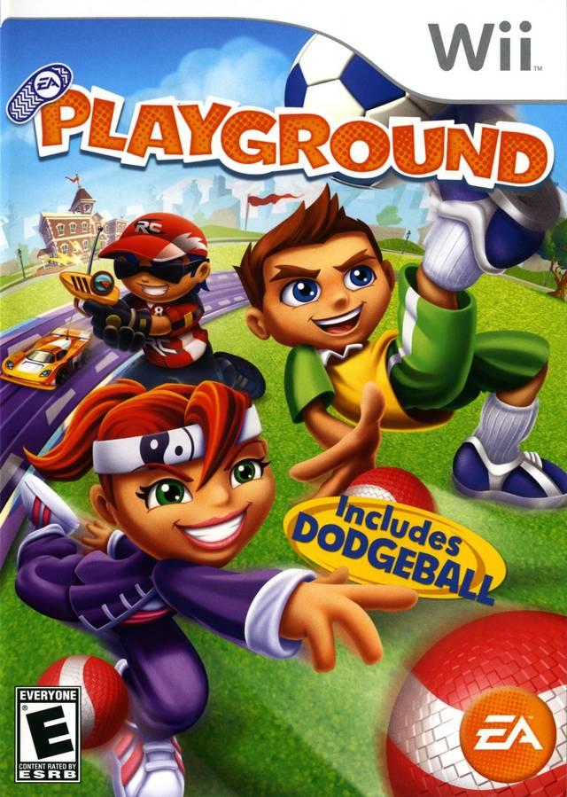 Rom juego EA Playground