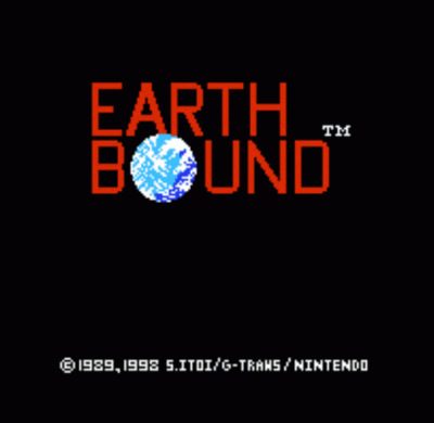 Rom juego Earth Bound