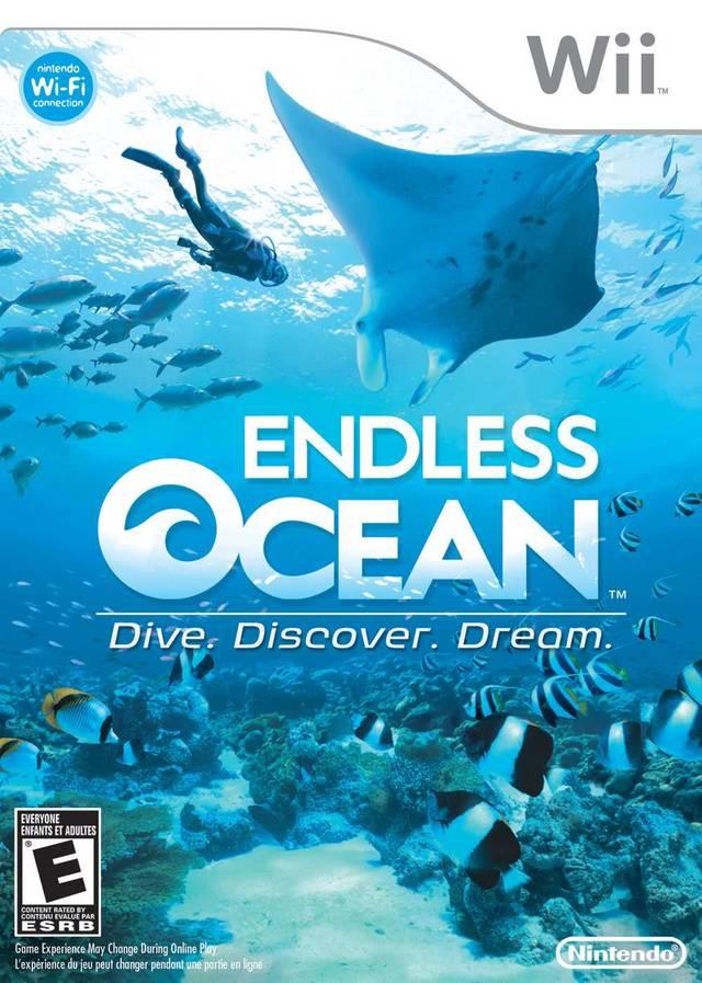 Rom juego Endless Ocean