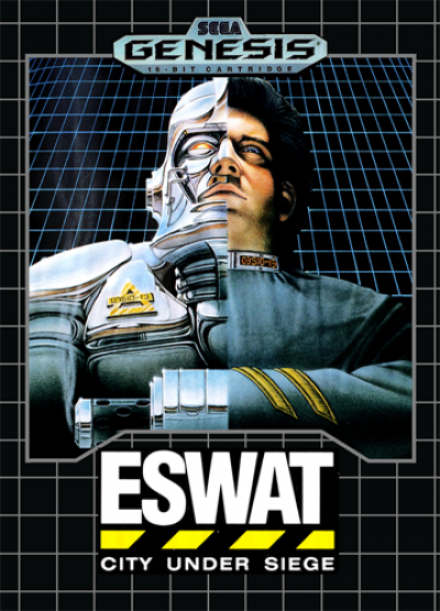 Rom juego E-Swat [a1]