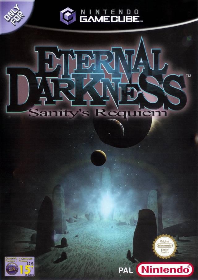 Rom juego Eternal Darkness Sanity's Requiem