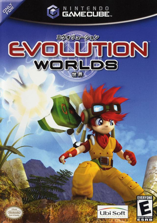Rom juego Evolution Worlds