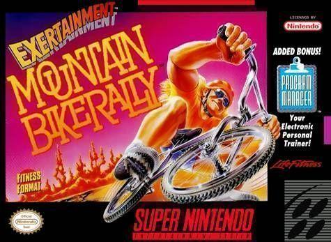 Rom juego Exertainment Mountain Bike Rally
