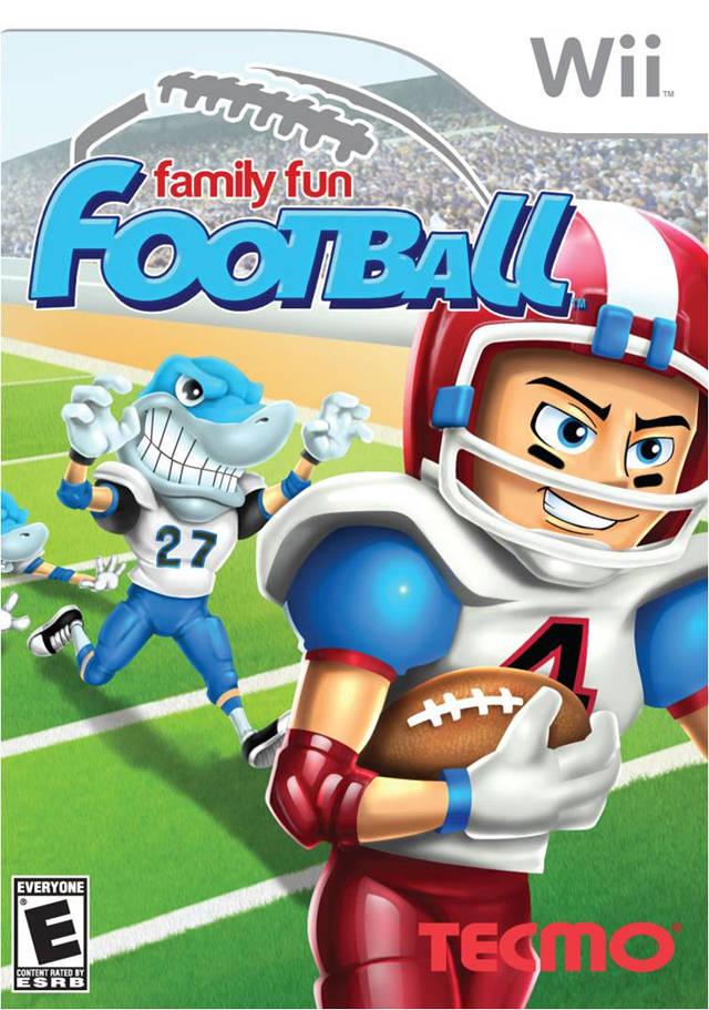 Rom juego Family Fun Football