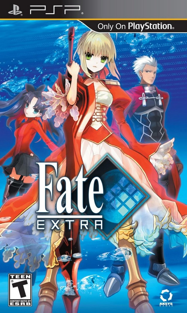 Rom juego Fate-Extra