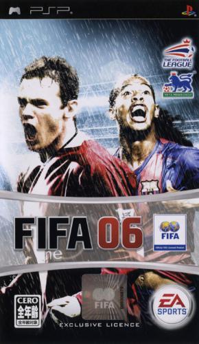 Rom juego FIFA 06