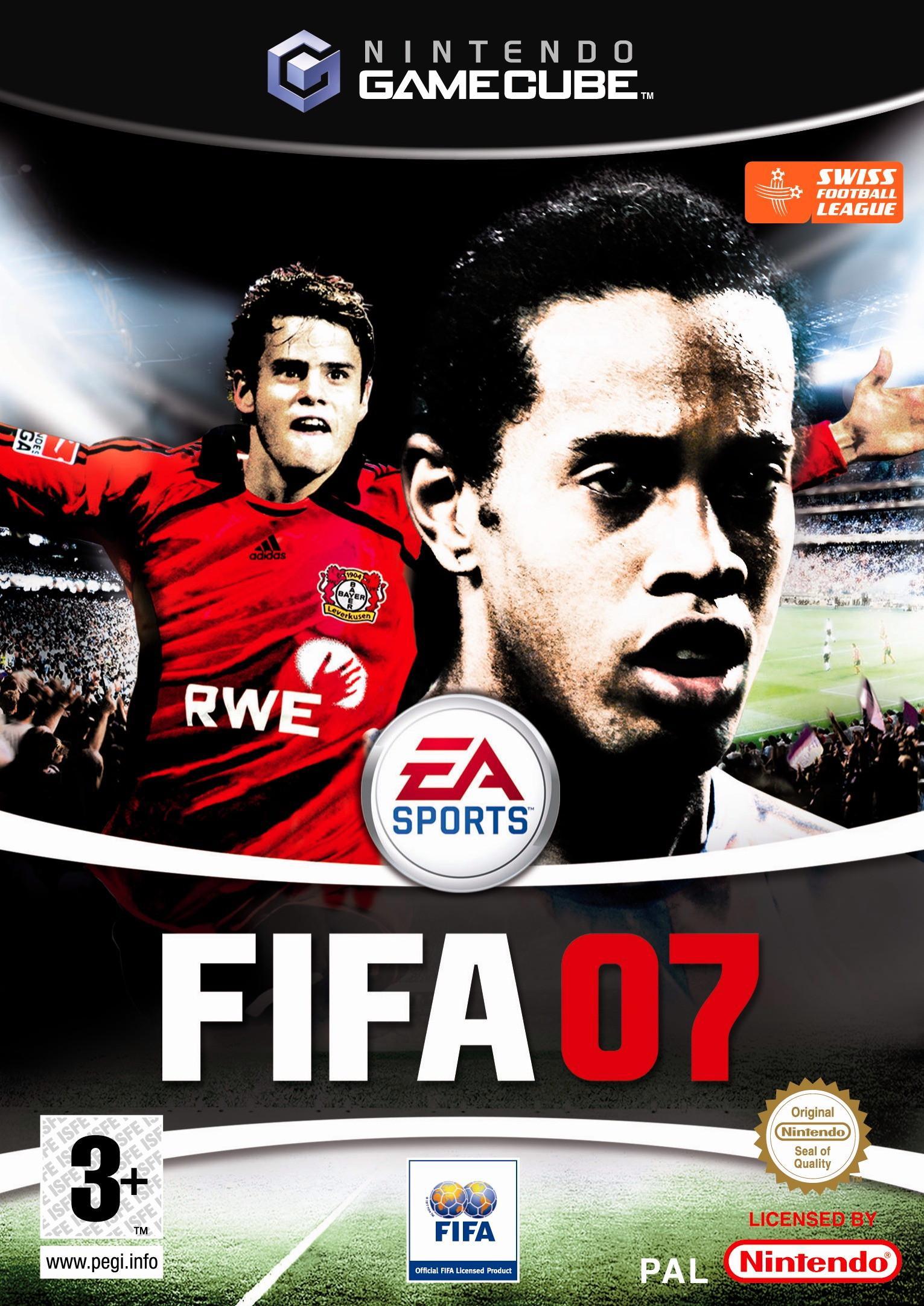 Rom juego FIFA 07