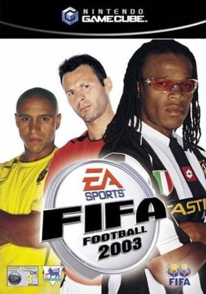 Rom juego FIFA Football 2003