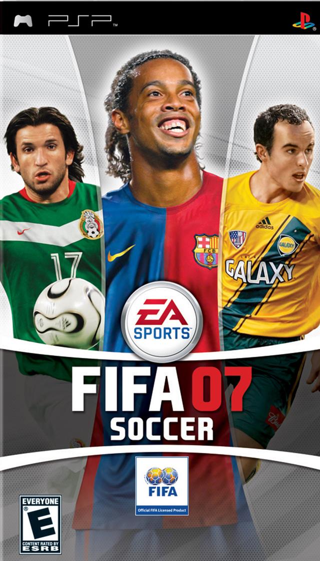 Rom juego FIFA Soccer 07