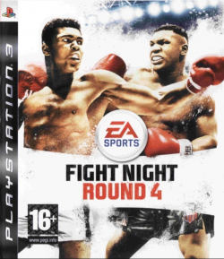 Rom juego Fight Night Round 4
