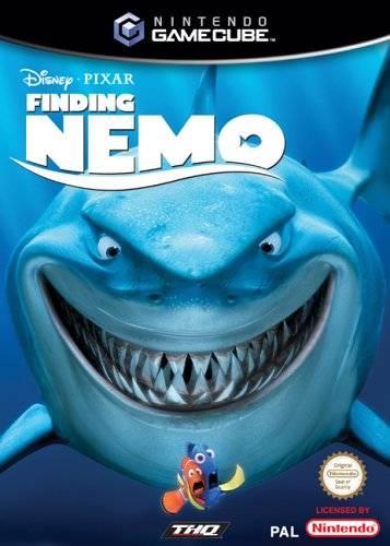 Rom juego Finding Nemo