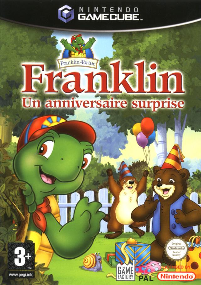 Rom juego Franklin Un Anniversaire Surprise