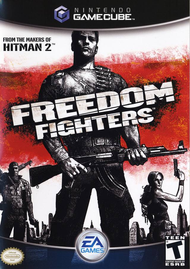Rom juego Freedom Fighters