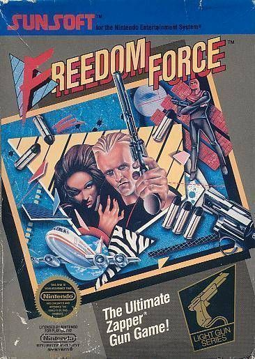 Rom juego Freedom Force