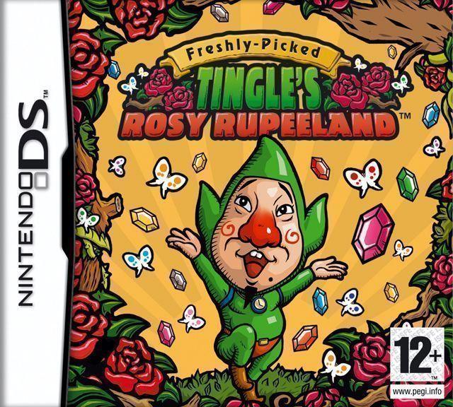 Rom juego Freshly Picked - Tingle's Rosy Rupeeland
