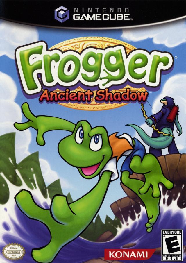 Rom juego Frogger Ancient Shadow