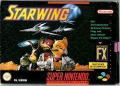 Rom juego Starwing