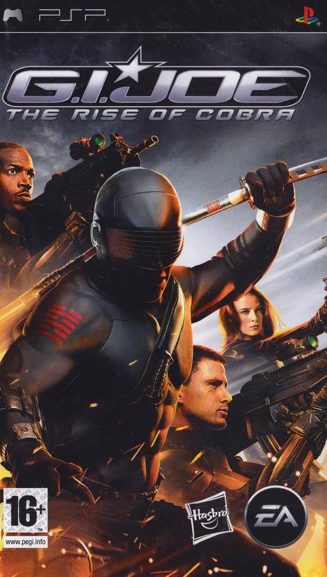 Rom juego G.I. Joe - The Rise Of Cobra