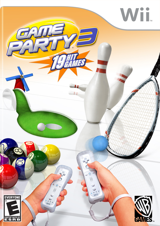 Rom juego Game Party 3