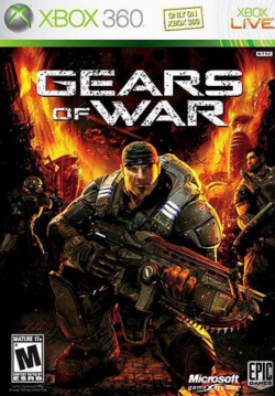 Rom juego Gears of War