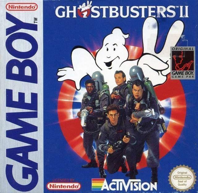 Rom juego Ghostbusters II