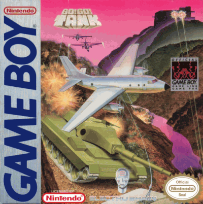 Rom juego Go! Go! Tank