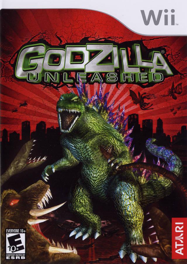 Rom juego Godzilla- Unleashed