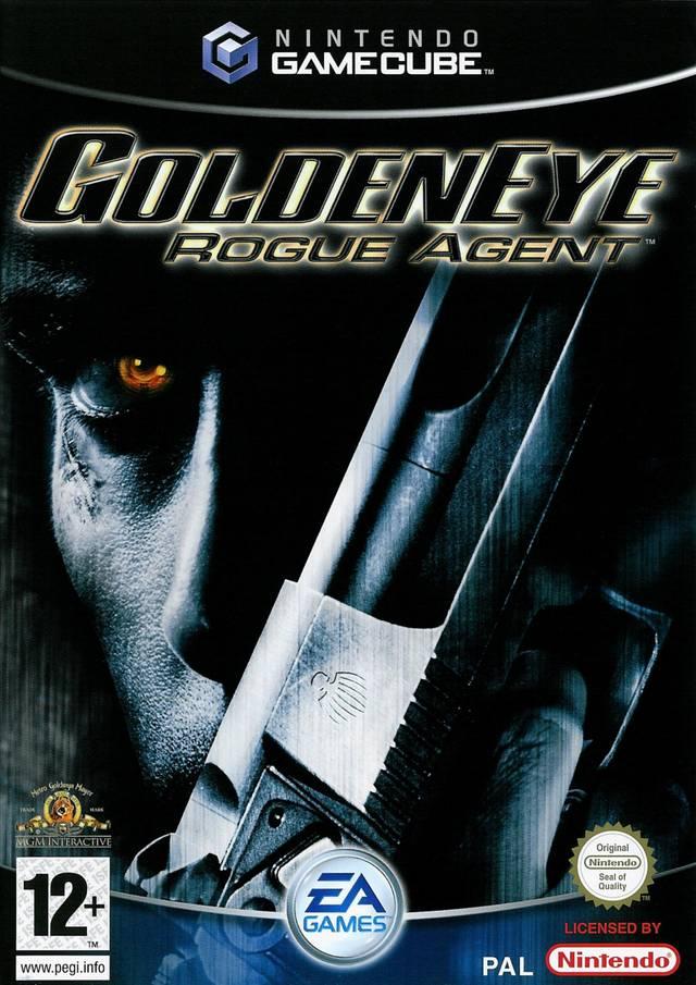 Rom juego GoldenEye Rogue Agent  - Disc #1
