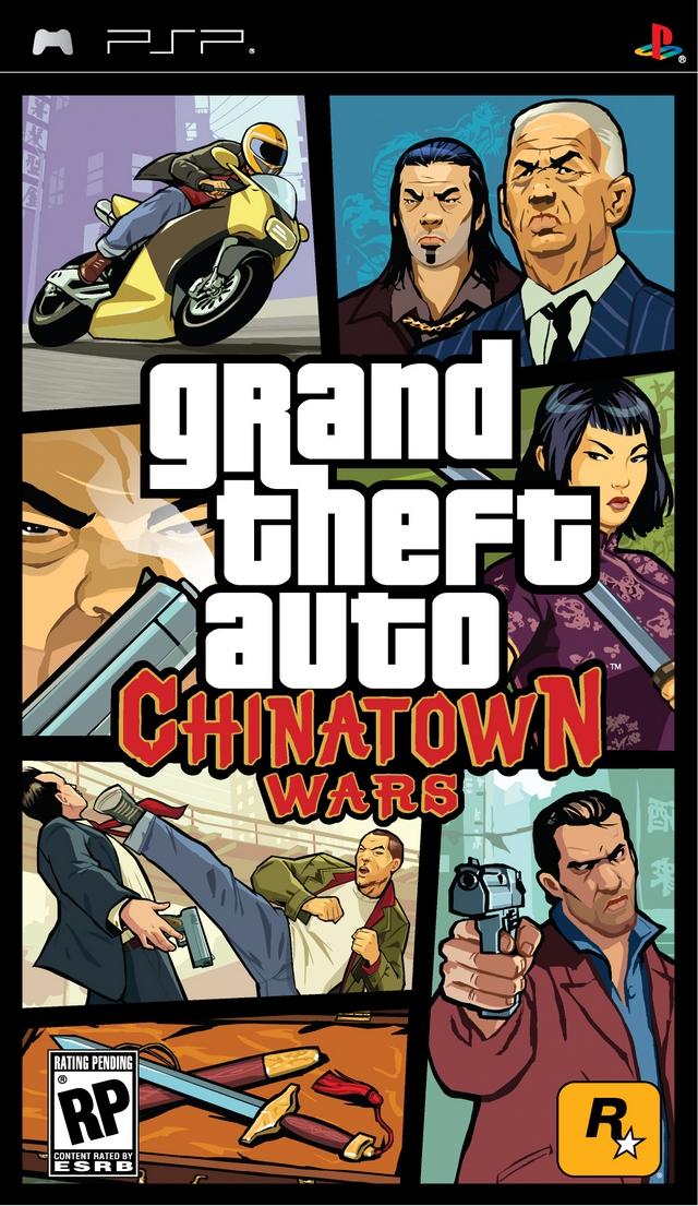 Rom juego Grand Theft Auto - Chinatown Wars