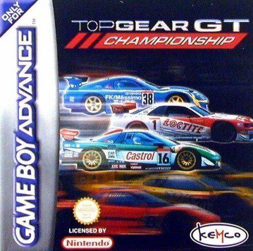 Rom juego GT Championship