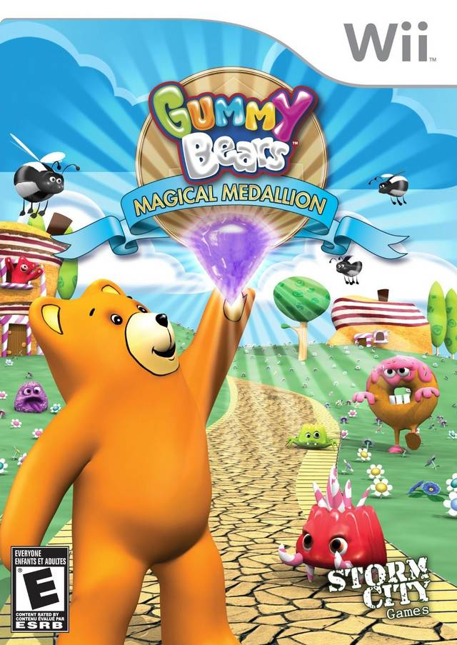 Rom juego Gummy Bears Magical Medalion