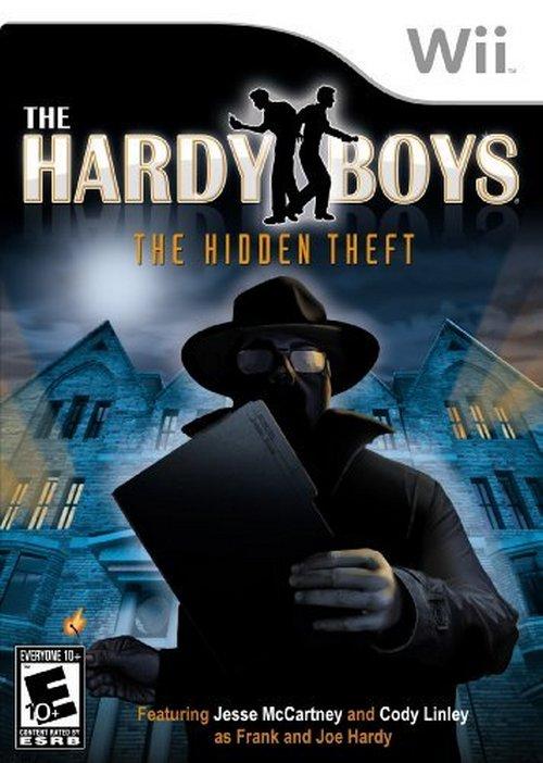 Rom juego The Hardy Boys - The Hidden Thief