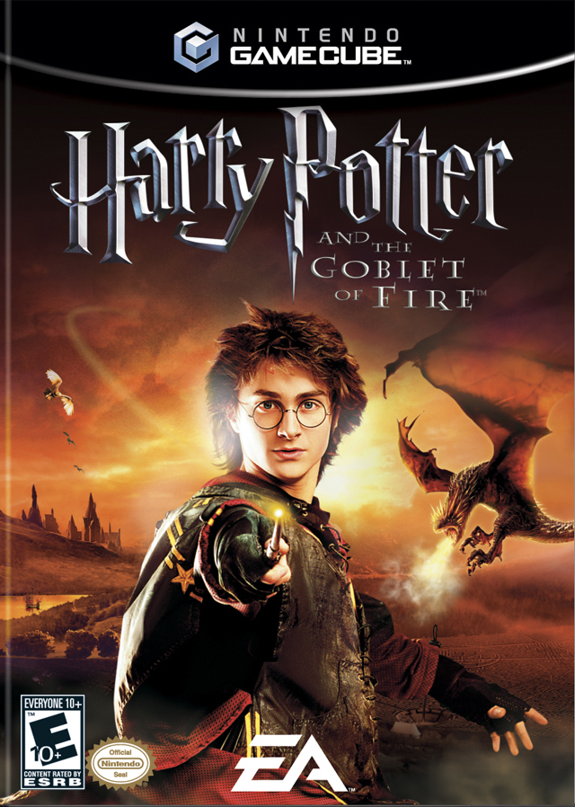 Rom juego Harry Potter And The Goblet Of Fire