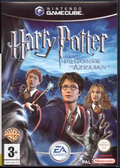 Rom juego Harry Potter And The Prisoner Of Azkaban