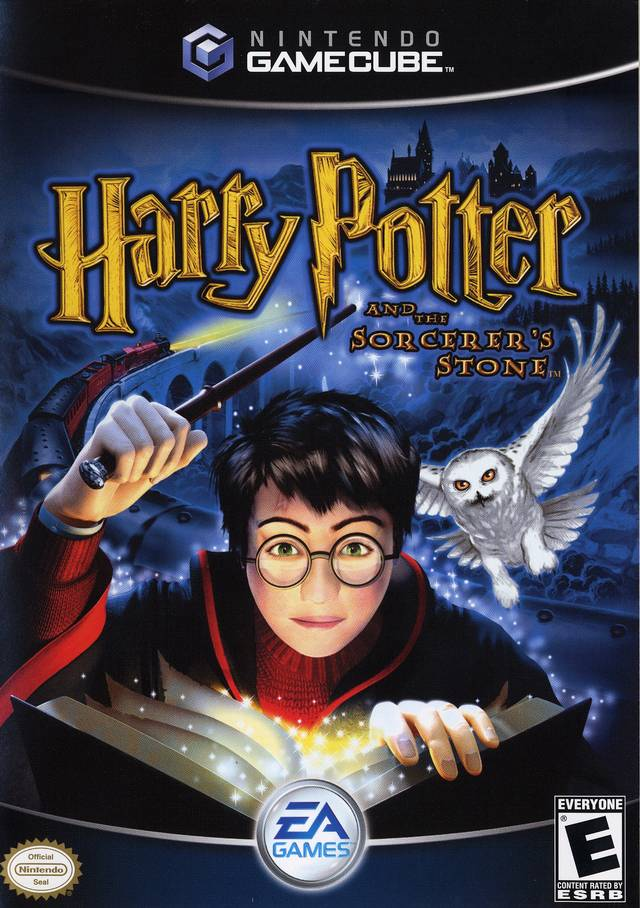 Rom juego Harry Potter And The Sorcerer's Stone