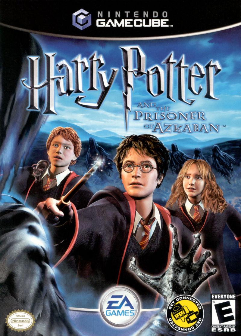 Rom juego Harry Potter Och Fangen Fran Azkaban