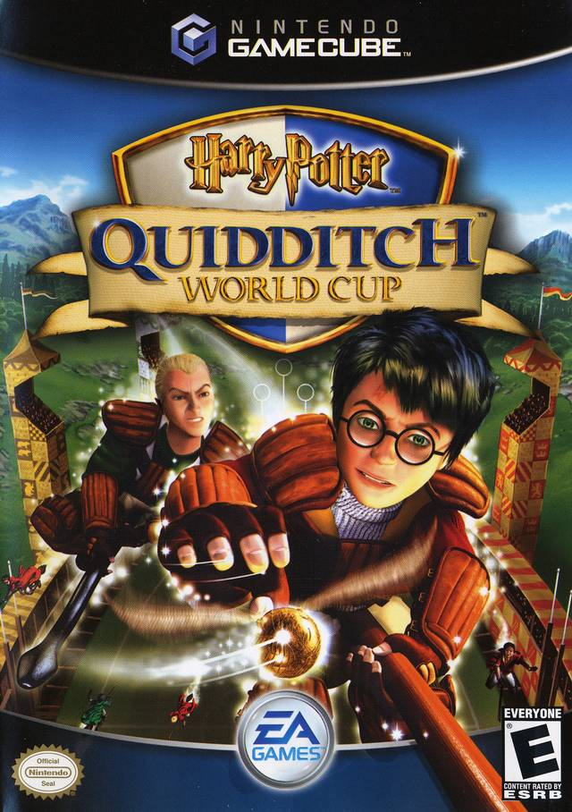 Rom juego Harry Potter Quidditch World Cup