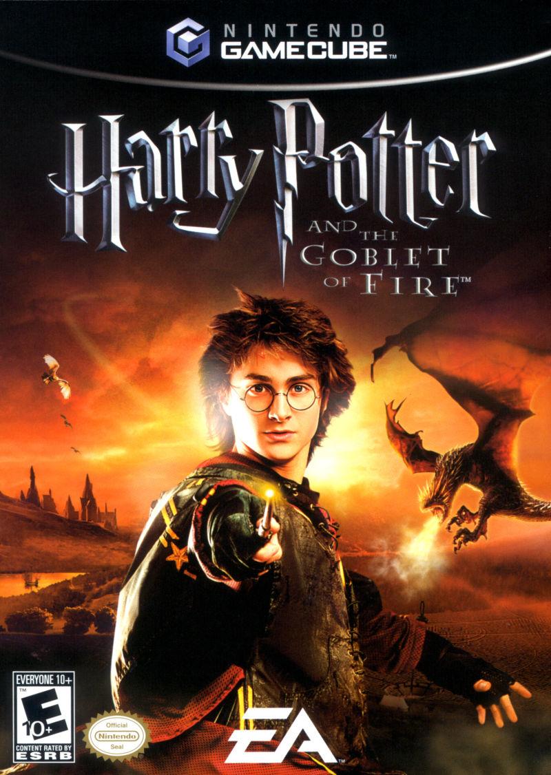 Rom juego Harry Potter Und Der Feuerkelch