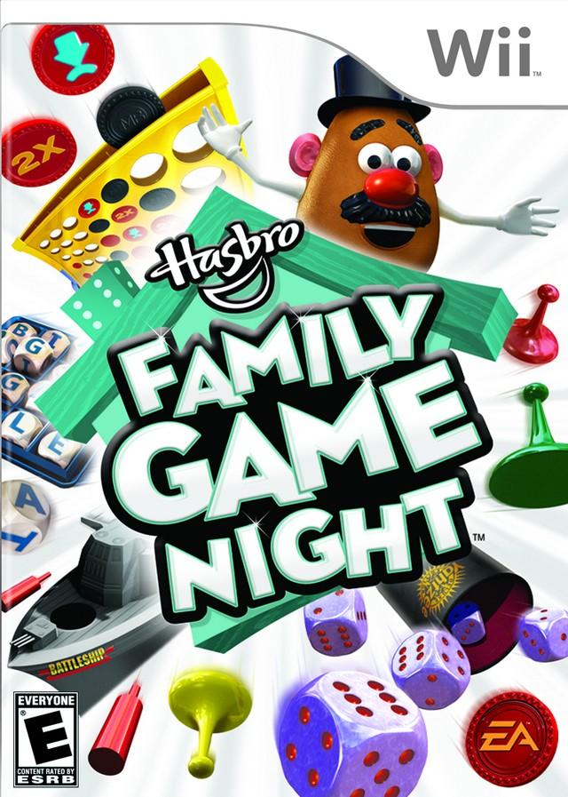 Rom juego Hasbro - Family Game Night