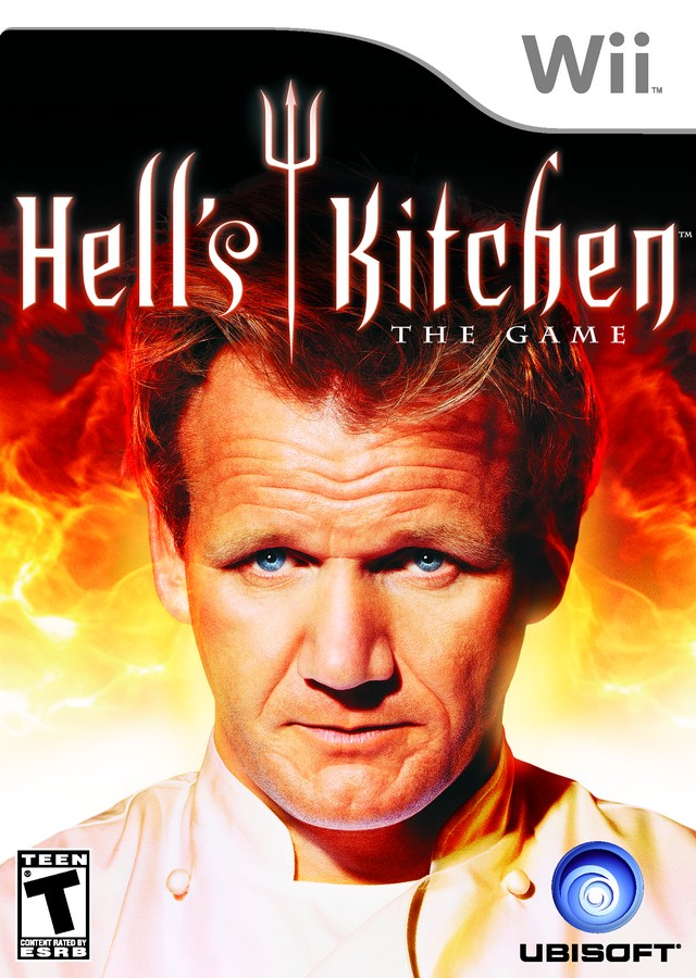 Rom juego Hell's Kitchen- The Video Game