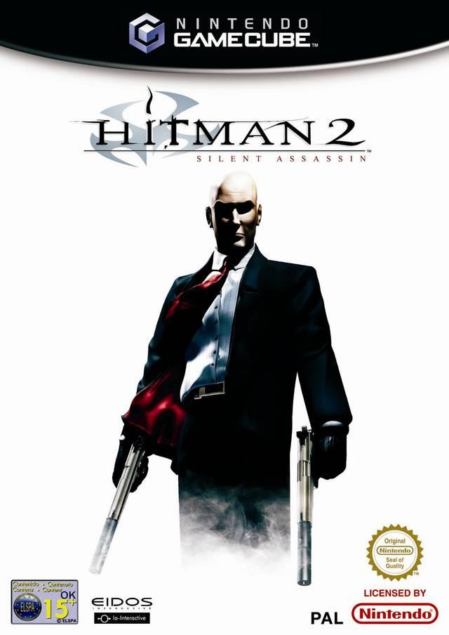 Rom juego Hitman 2 Silent Assassin