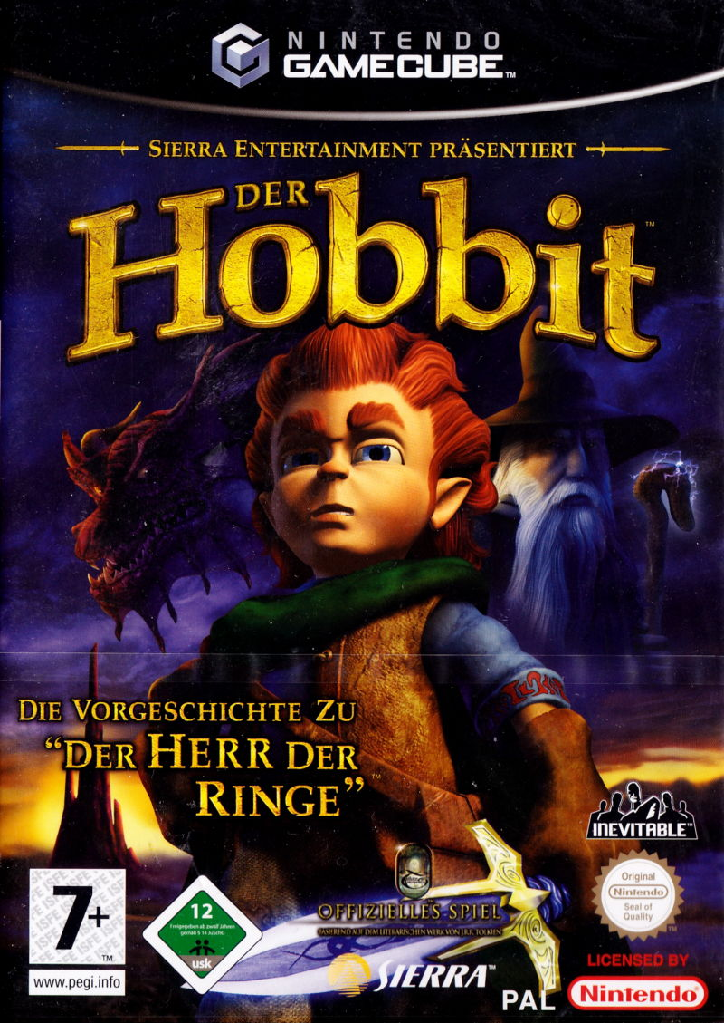 Rom juego Hobbit The The Prelude To The Lord Of The Rings