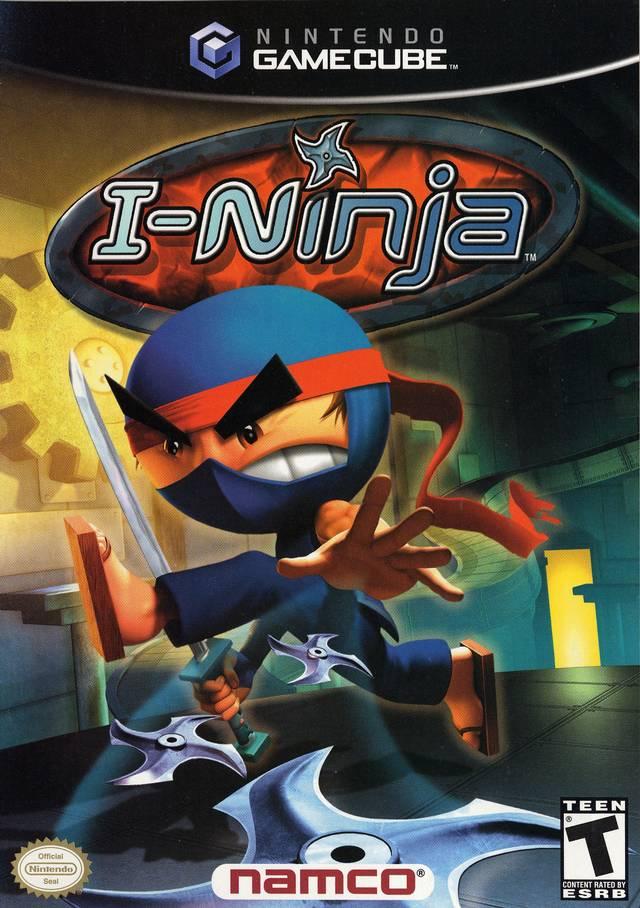 Rom juego I Ninja