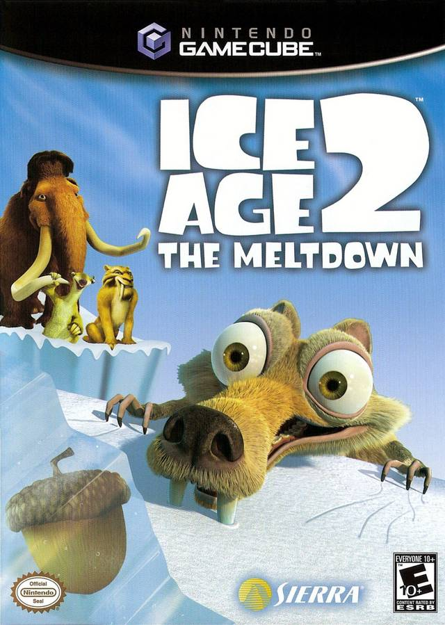 Rom juego Ice Age 2 The Meltdown